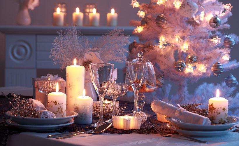 новогоднее украшение интерьера своими руками