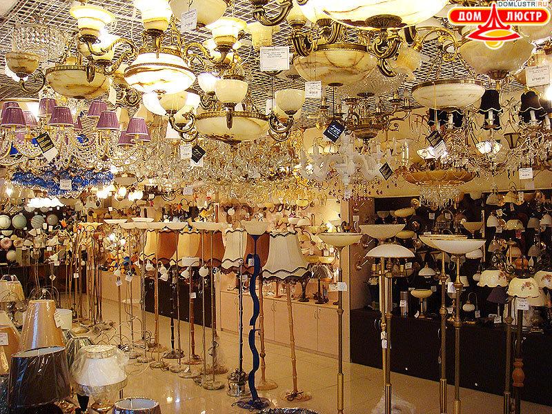 Он лайн магазины светильников или шоу румы – что выбрать?