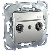 Розетка R-TV/SAT Schneider Electric Unica MGU5.454.30ZD